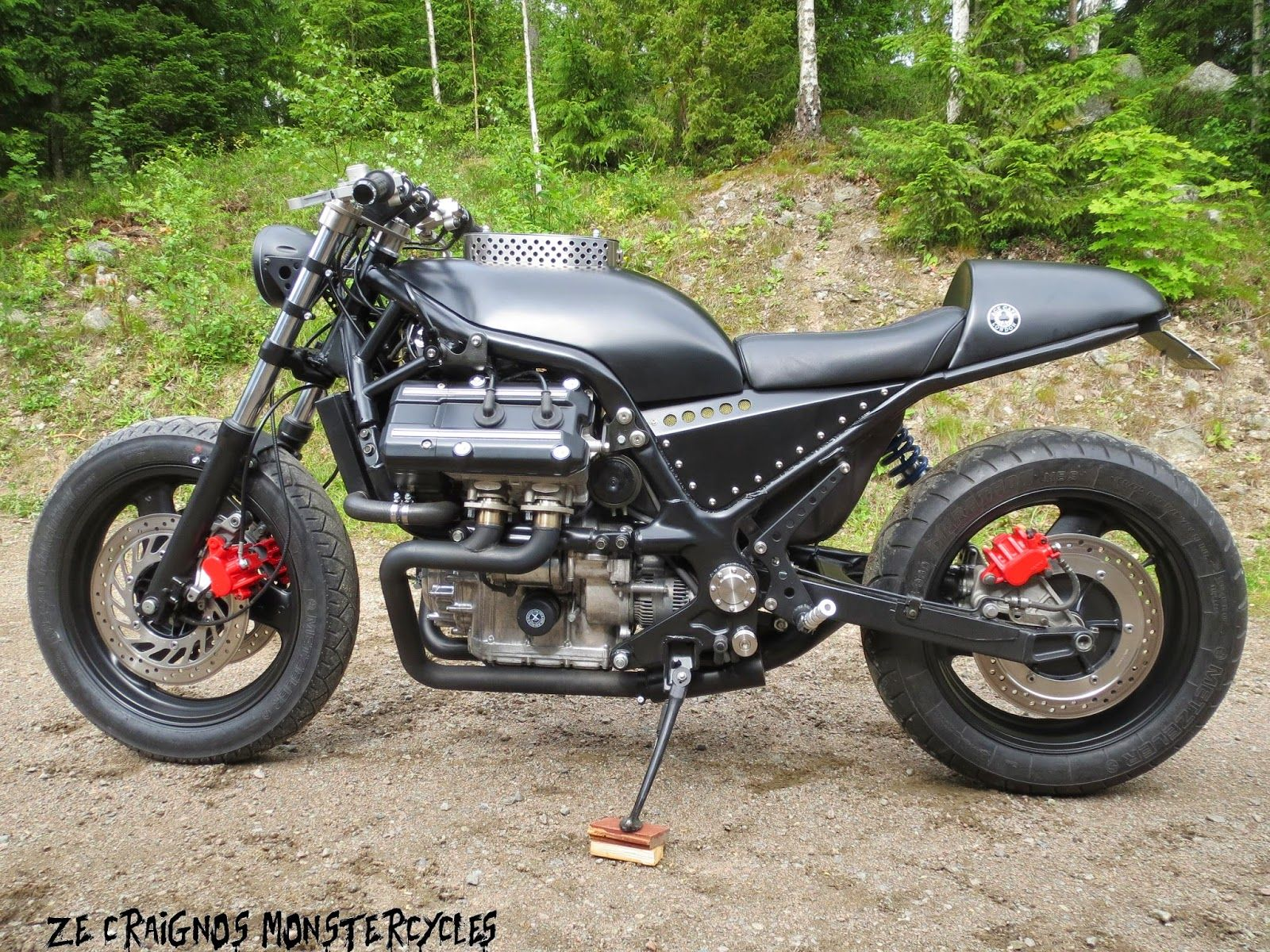 custom caf racer from honda a great tool first this was. Black Bedroom Furniture Sets. Home Design Ideas