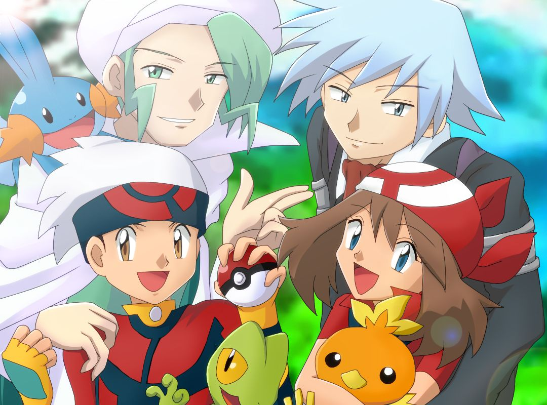 Pokemon steven stone x reader lemon