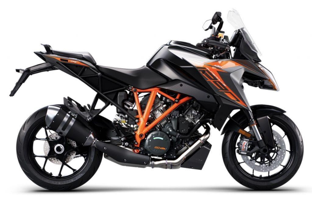2020 KTM Motorcycle Model List webBikeWorld em 2020