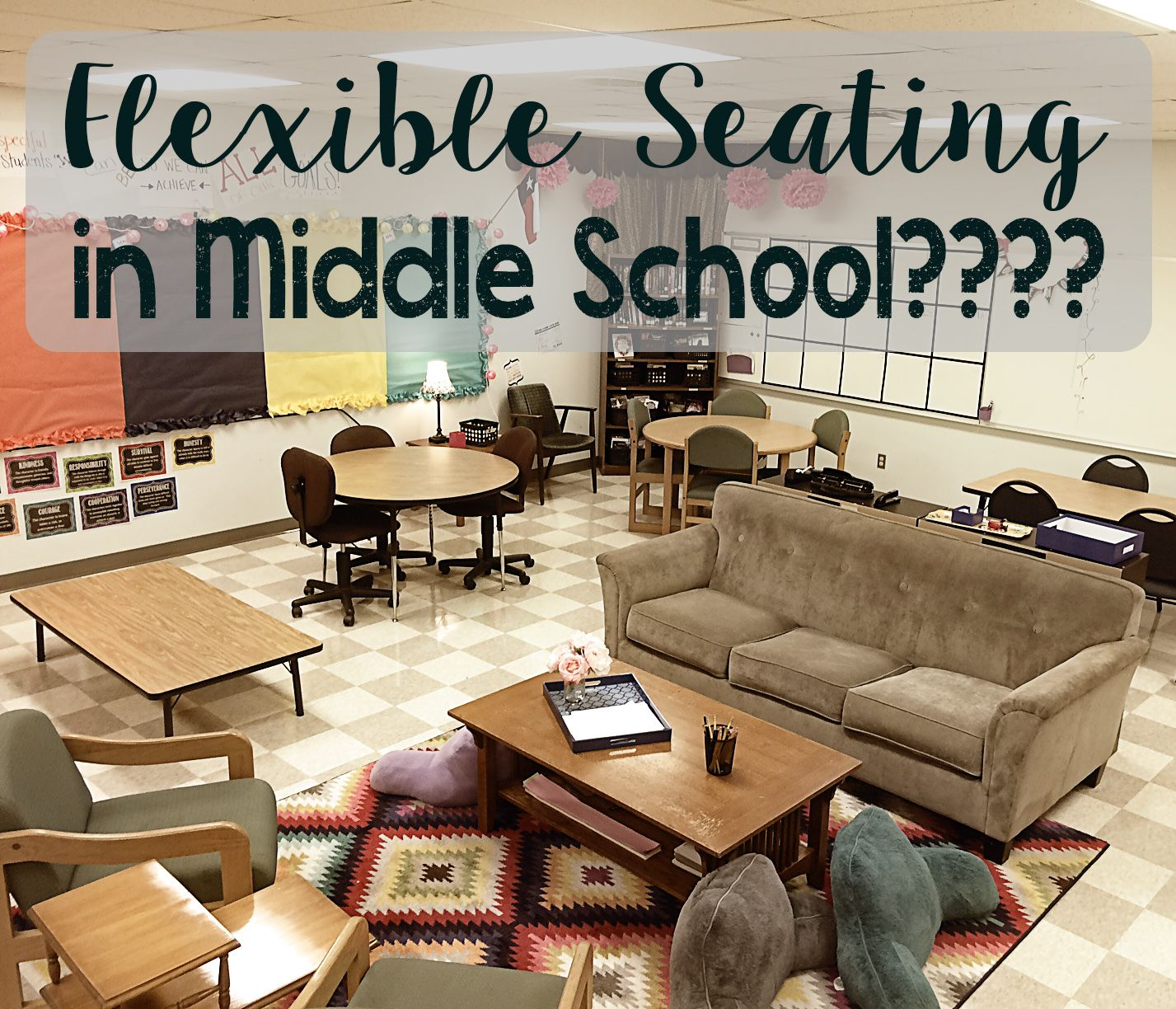 Innovative Classroom History ~ Flexible seating in middle school jenny buttler s