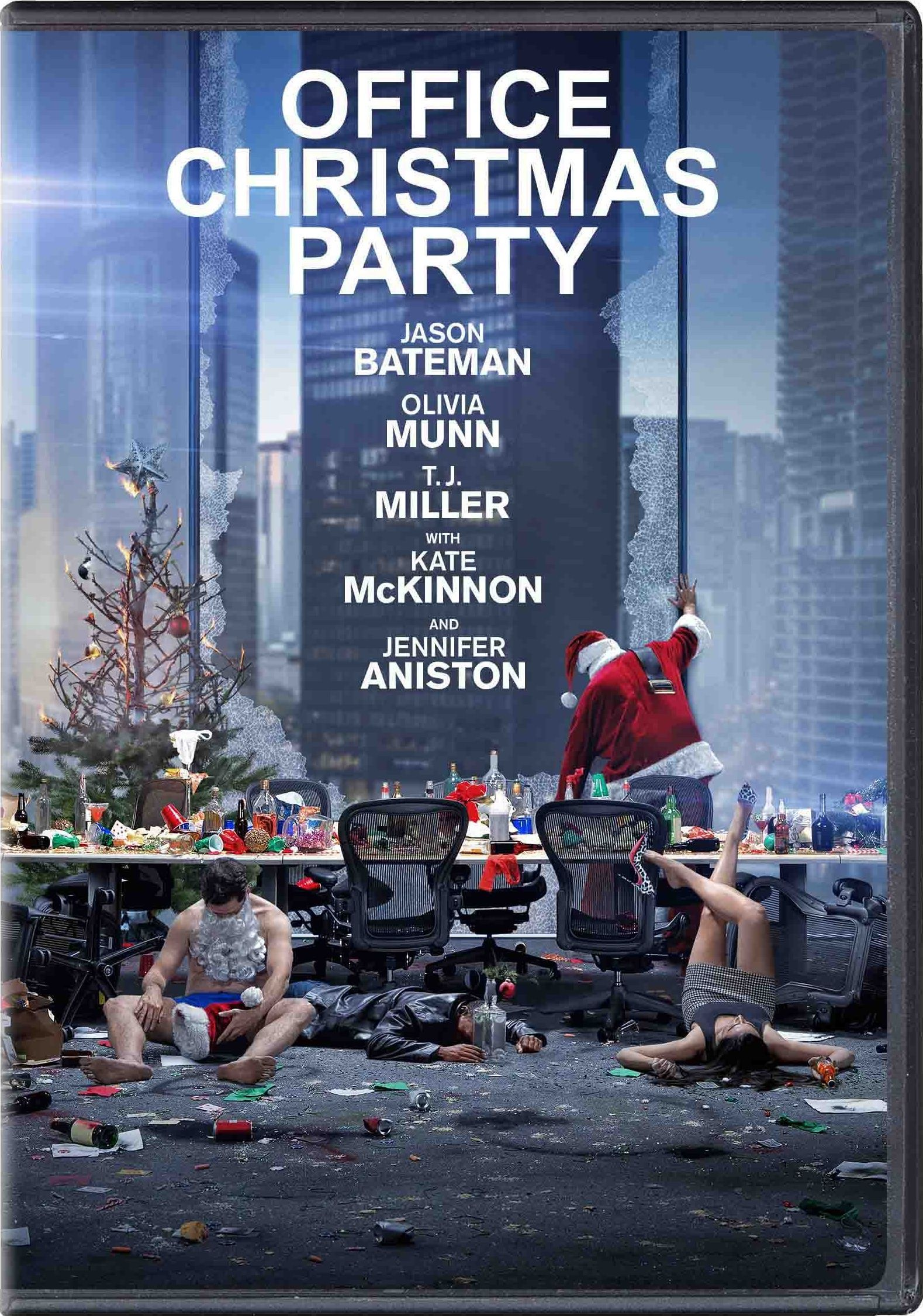 Office Christmas Party [DVD] | Must See DVD | Pinterest | Movies ...