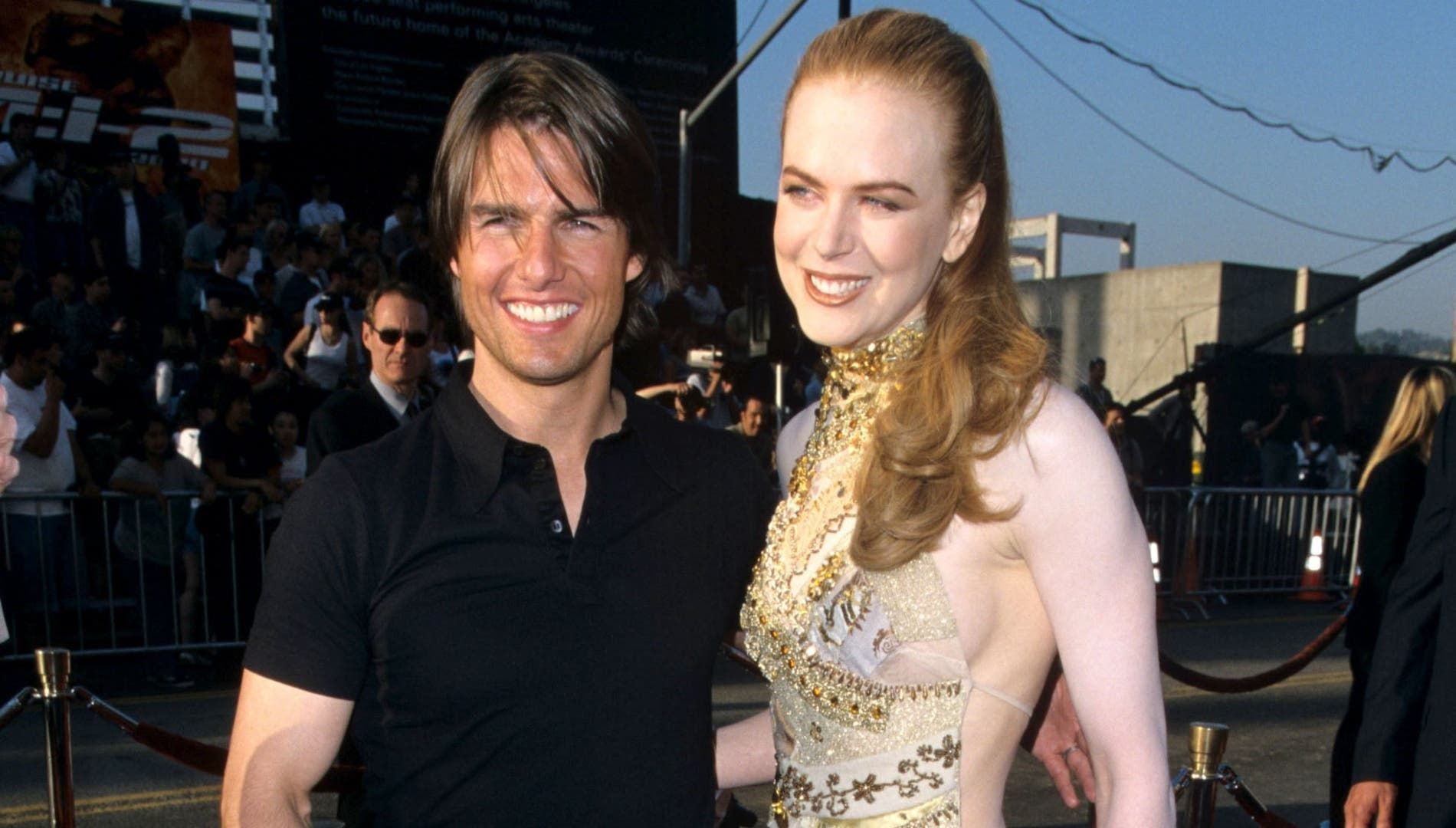 بعد 20 عام من انفصالهما نيكول كيدمان تتحدث عن زواجها بتوم كروز وتصفه بـ الزواج السعيد Celebrities Nicole Kidman Celebrity Couples