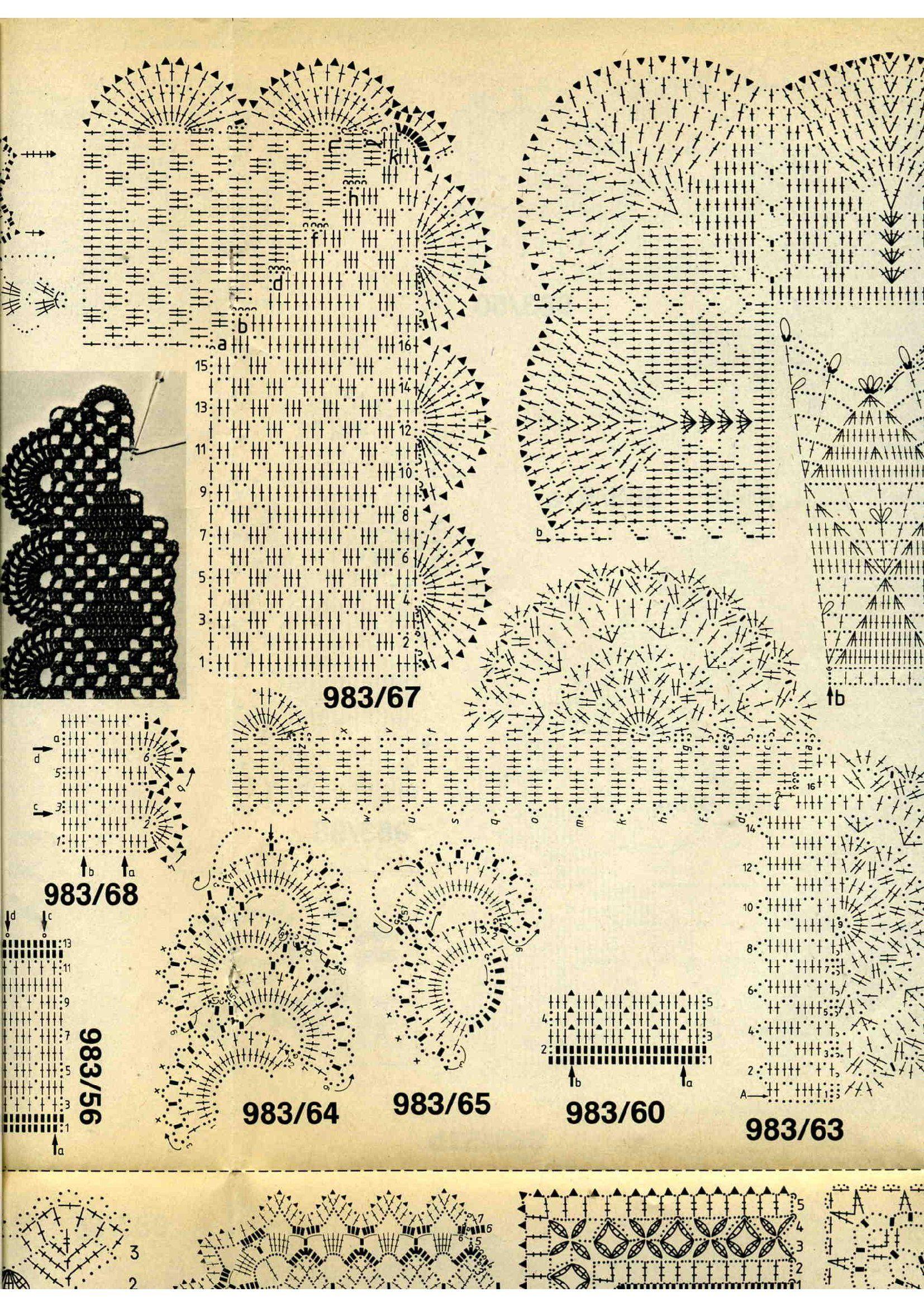 imgbox - fast, simple image host | Crochet Orillas | Pinterest ...