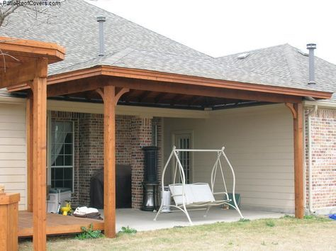 Adding A Covered Patio To A Cross Hipped Roof Yahoo