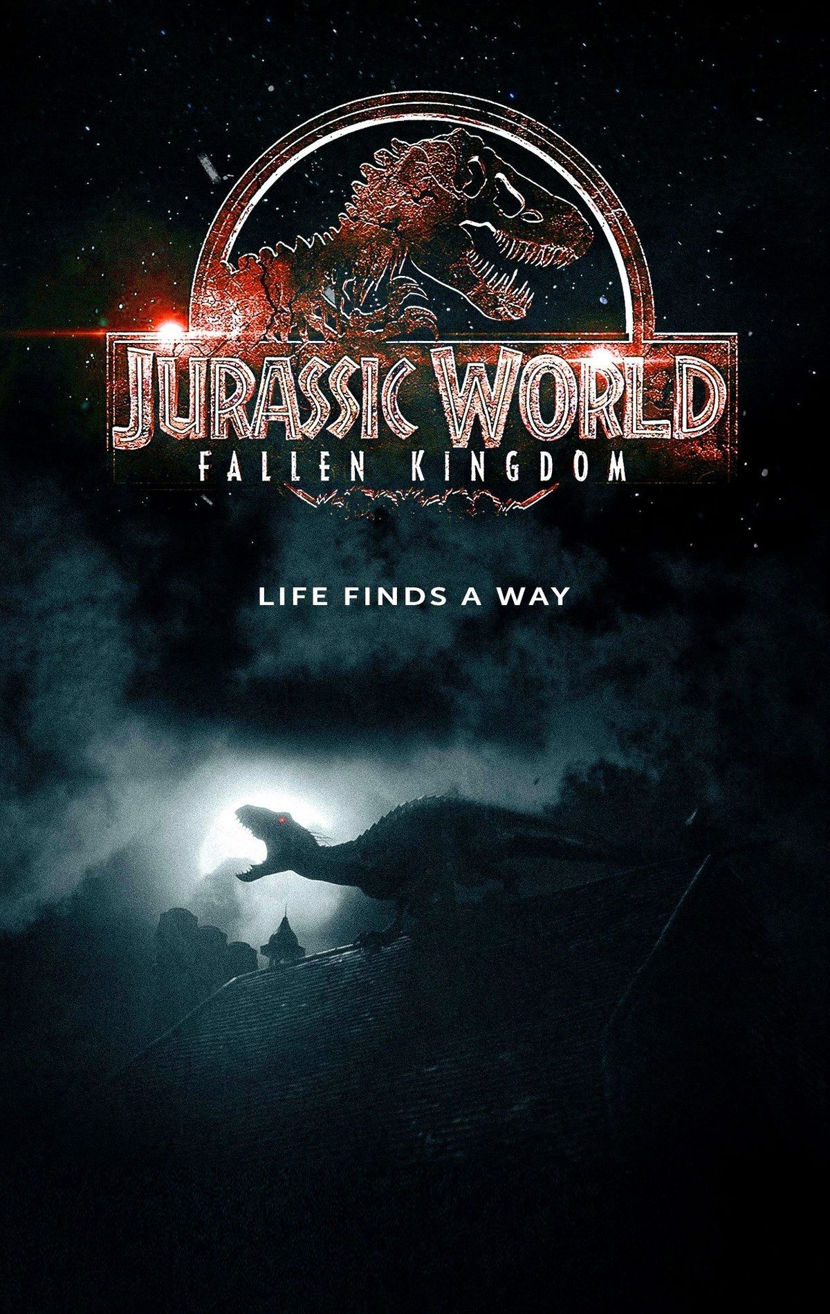 Jurassic World Fallen Kingdom Jurassic Park Movie Jurassic