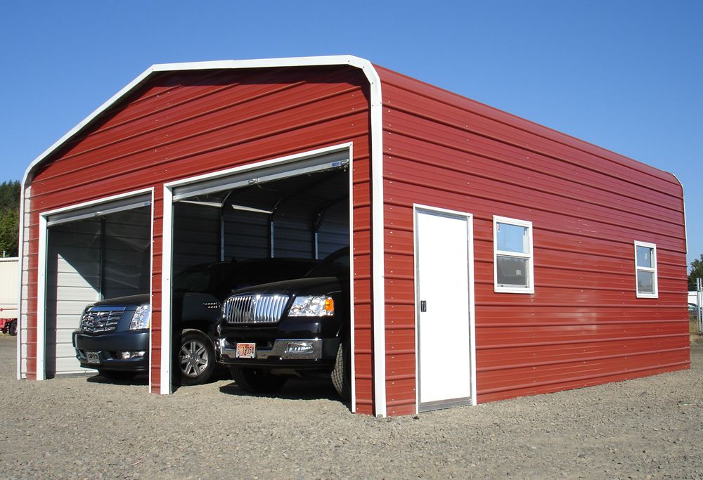 West Coast Metal Buildings Carport H Carports, Garages