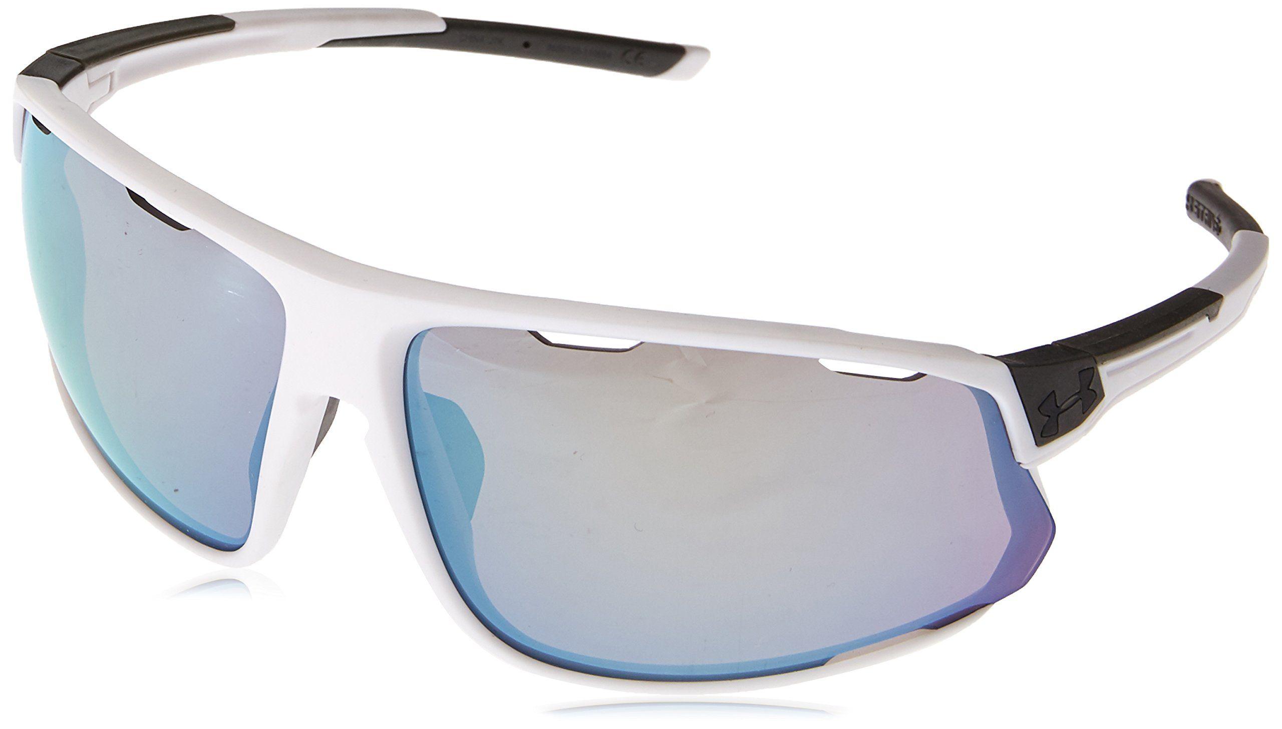 Under Armour UA Strive Wrap Sunglasses UA Strive Satin