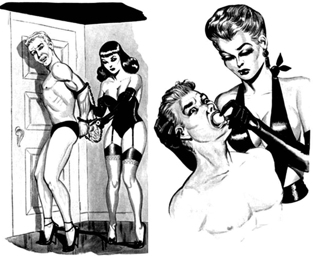 Ladies Becoming Maids