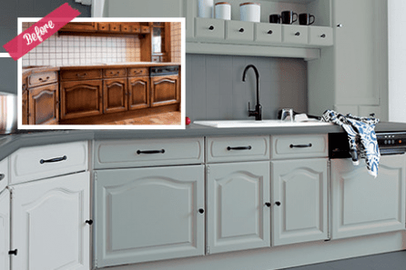 9 New Thoughts About Painting Kitchen Cupboards Doors That Will Turn Your Worl Kitchen Cupboards Paint Painted Kitchen Cabinets Colors Kitchen Cupboard Handles