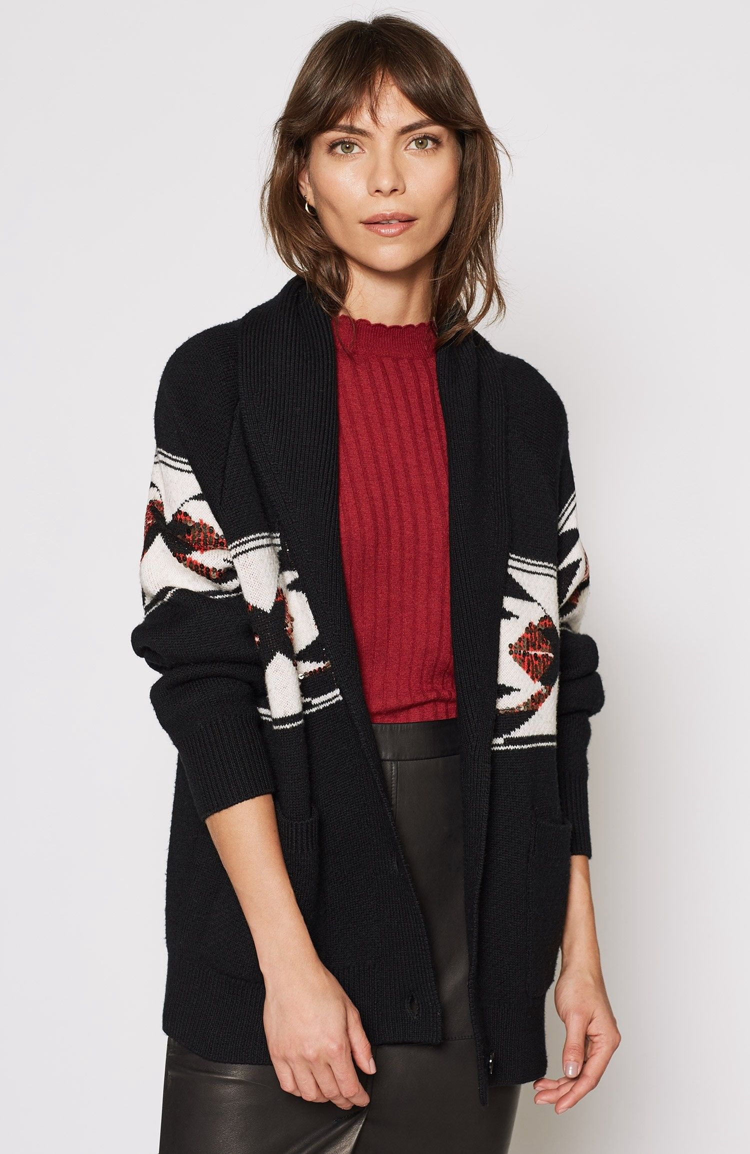 Joie Faisal Cardigan XXS Sweaters, Sweater cardigan