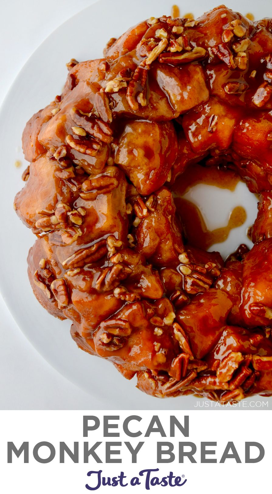 The Best Pecan Monkey Bread Grab the canned biscui