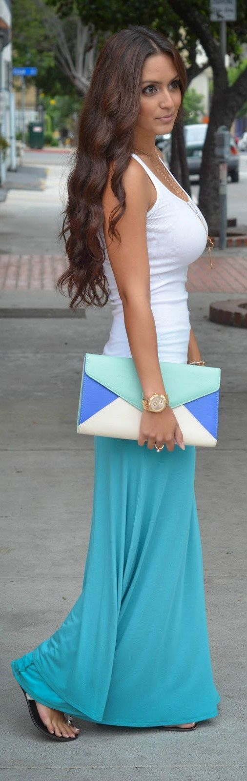 stylish new looks for summer blue maxi hello summer and blue