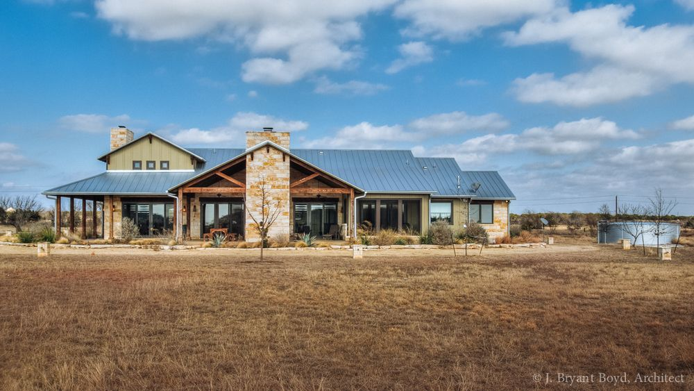Portfolio Hill Country Homes Country House Plans Barn House Plans