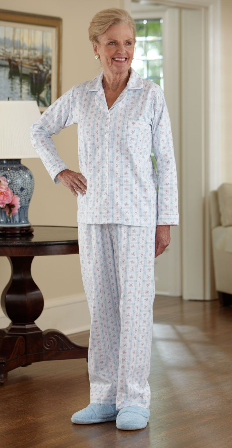 Pajamas Flannel Nightgowns for Women  2c60de6ed3