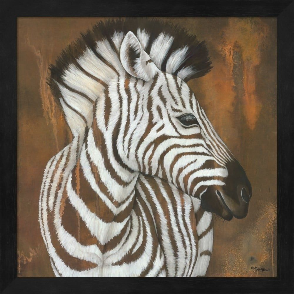 Online Shopping Bedding Furniture Electronics Jewelry Clothing More Zebra Painting Air Brush Painting Framed Art