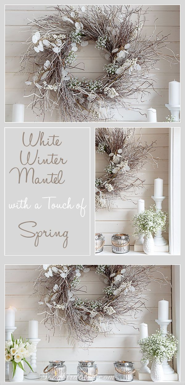 Photo of Loving this winter twig wreath!