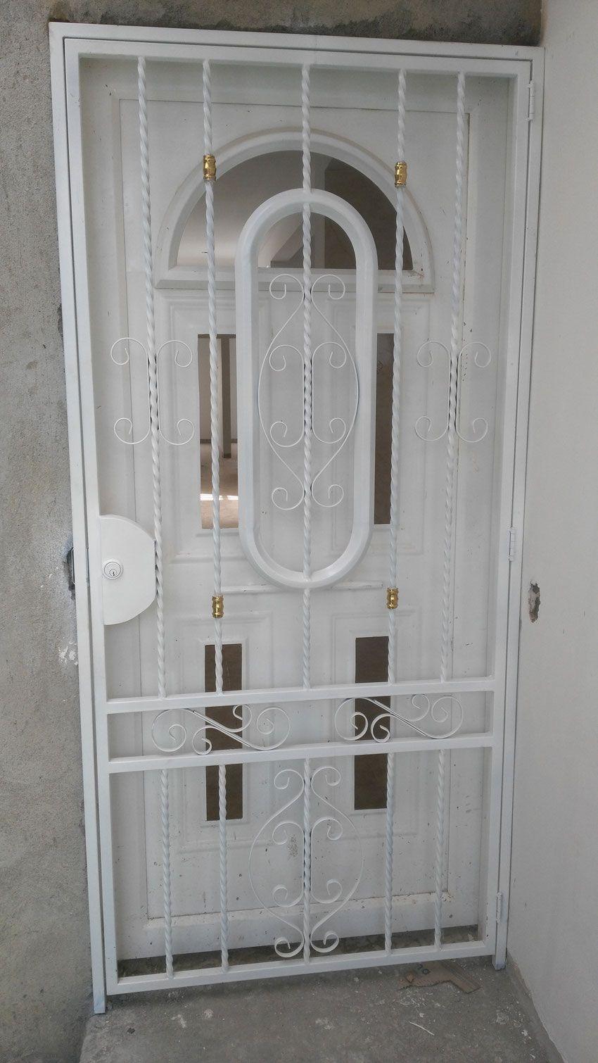 190 Ideas De Puertas De Metal Tubular Puertas De Metal Puertas Puertas De Acero