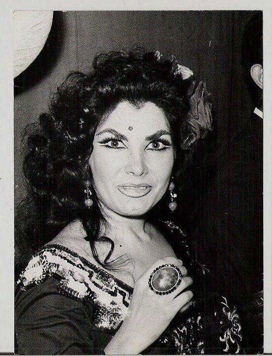 Irma Serrano Lorena Women Wonder Woman