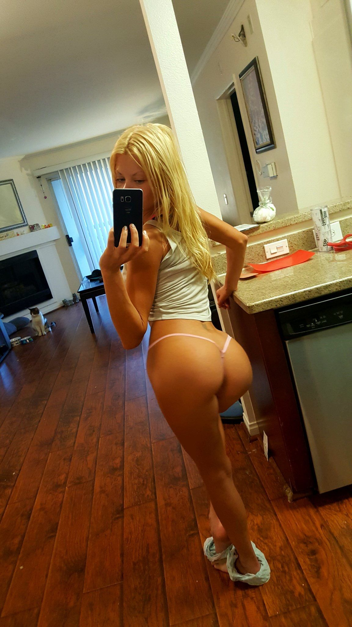 Riley Steele Selfie