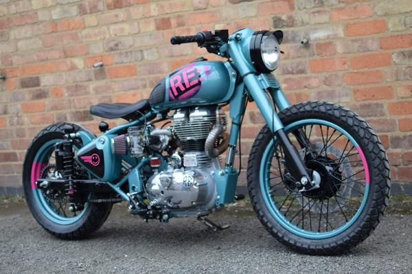 Royal Enfield Unveils Two Custom Motorcycles Bike News Bikes