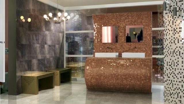 Moderne Badezimmer Fliesen Mit Muster: 55 Bilder