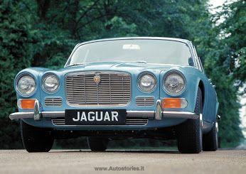 Jaguar XJ6 Series I