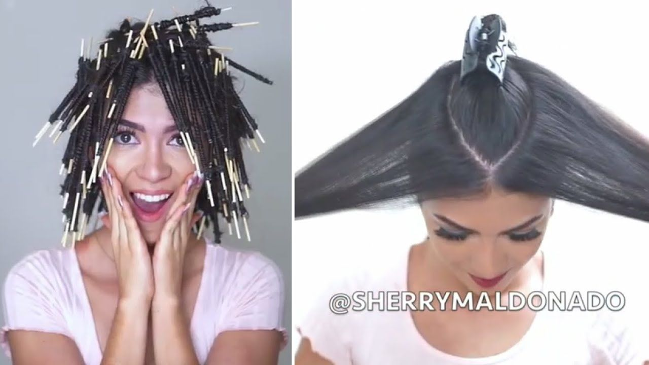 Beautiful hairstyles compilation pretty cool hair hacks amazing