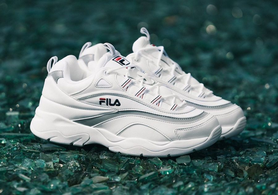 bf444759bc FILA Ray Chunky Dad Shoe | dad shoes | Shoes, Dad shoes, Shoes sneakers