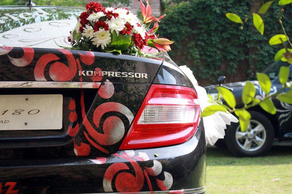Wedding-car-decor-birmingham | Wedding | Pinterest