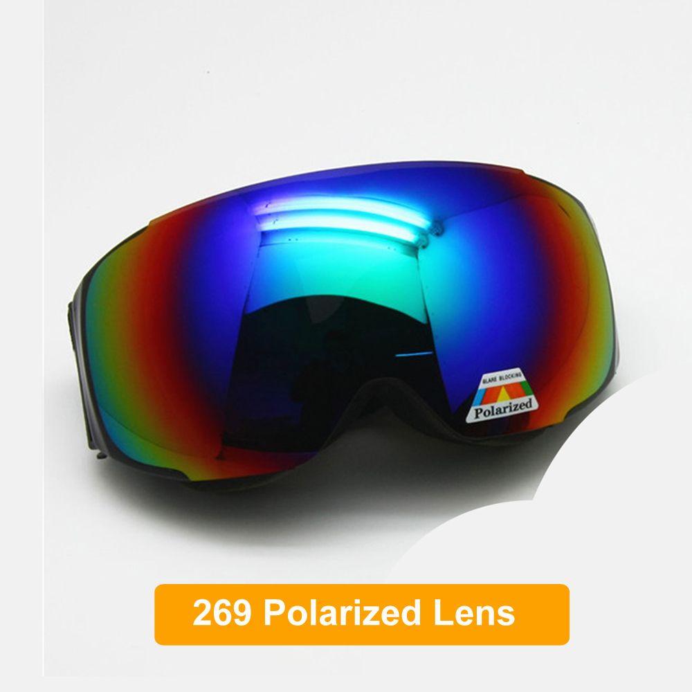 Ski Goggles Lens for EnzoDate Model 269 or 268 ONLY