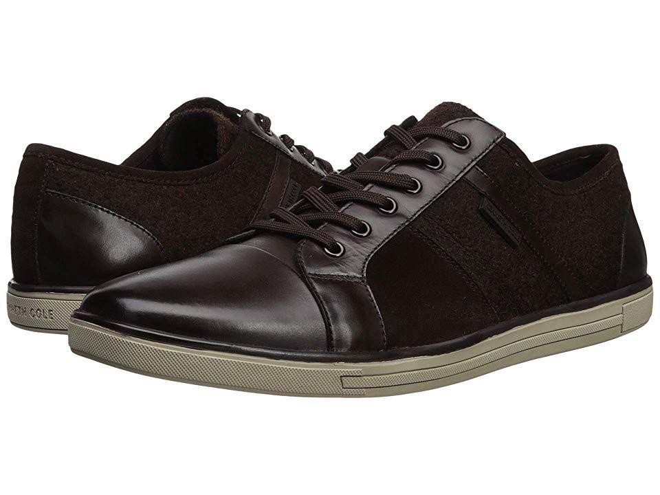 9f45276e5c9e Kenneth Cole New York Initial Step (Brown Combo 2) Men s Lace up casual  Shoes
