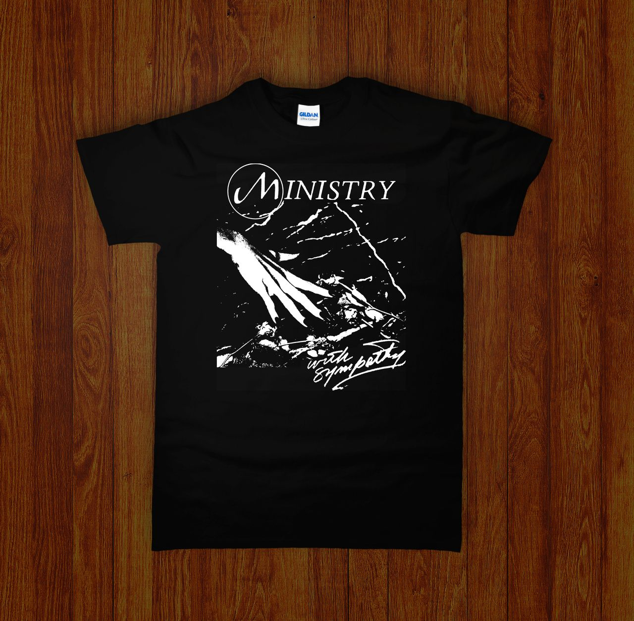 2d18354ce MINISTRY With Sympathy Shirt | T-shirts to Skirts | Shirts, Clothes ...