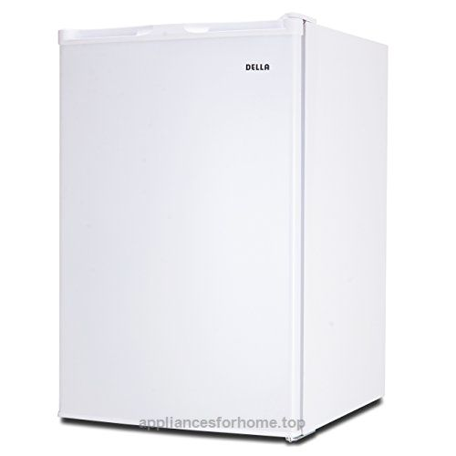 Della Compact Single Reversible Door Upright Freezer 3 0 Cubic Feet White Check It Out Now 169 97 Upright Freezer Portable Mini Fridge Compact Freezer