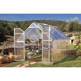 Found it at Wayfair - Essence Polycarbonate Greenhouse