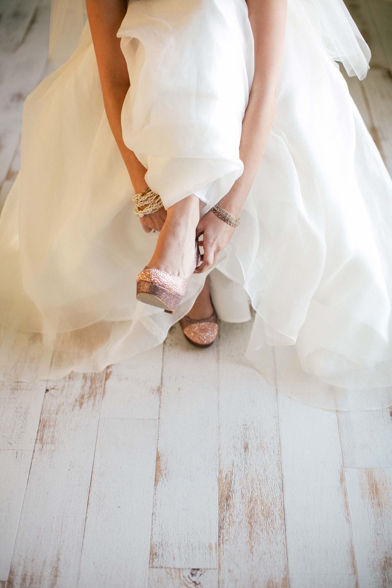 Hannahmcswain Submitted Paige Puts On Her Shoes Tumblr Perfect Wedding