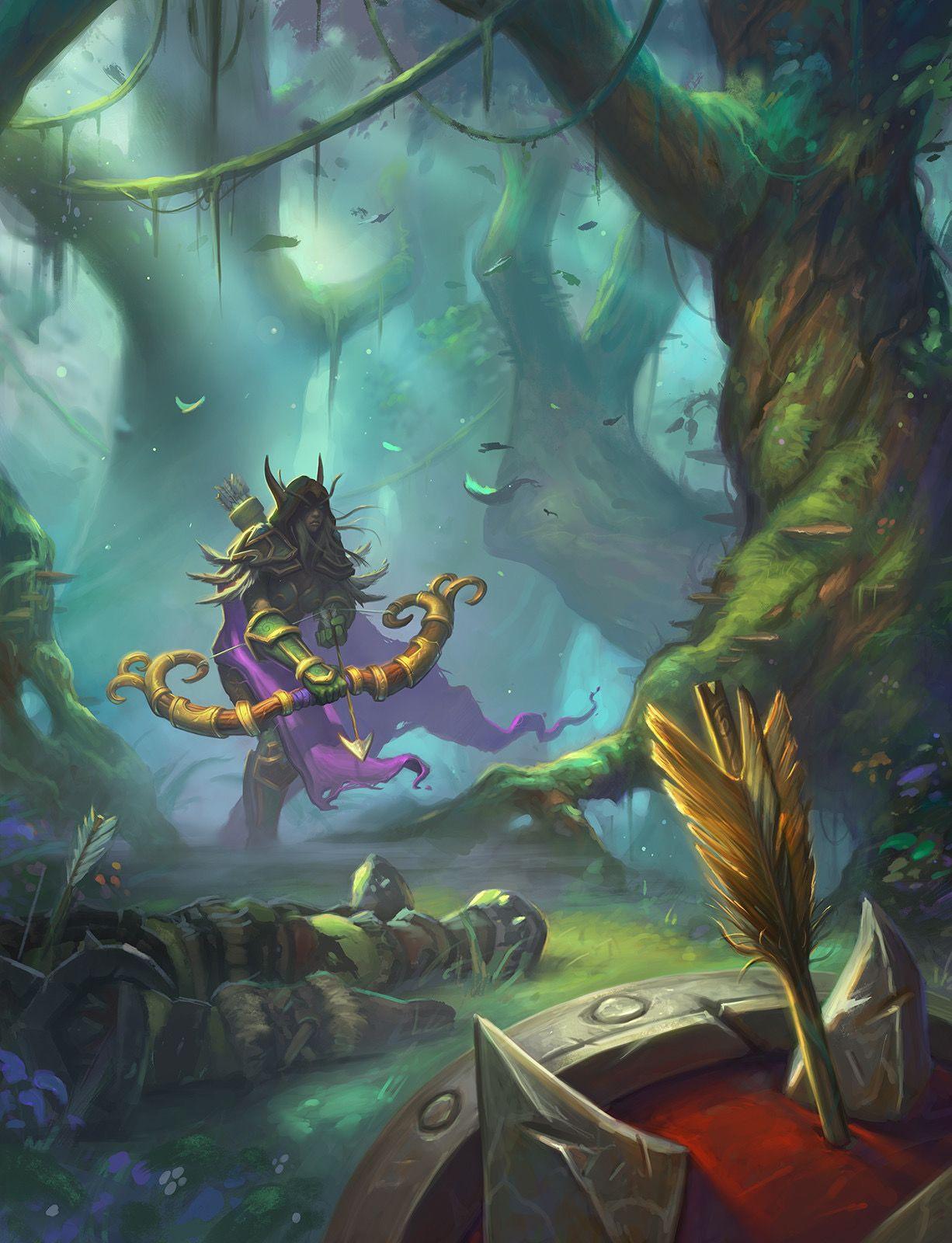 Pin de Hertz en World of Warcraft en 2020 Mundo de