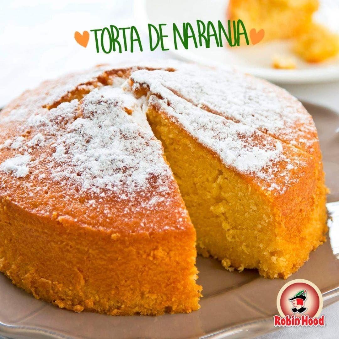 @robinhood.ve Hoy puedes preparar esta deliciosa y esponjosa torta de naranja que dejará encantados a todos en tu familia #RecetasRobinHood ❤ Lenguaje del Amor ❤ Lenguaje #RobinHood ❤ Ingredientes: – 250 gr de Harina...