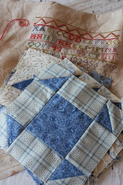 Blackbird Designs - One stitch at a time: The Blog Hop Continues!