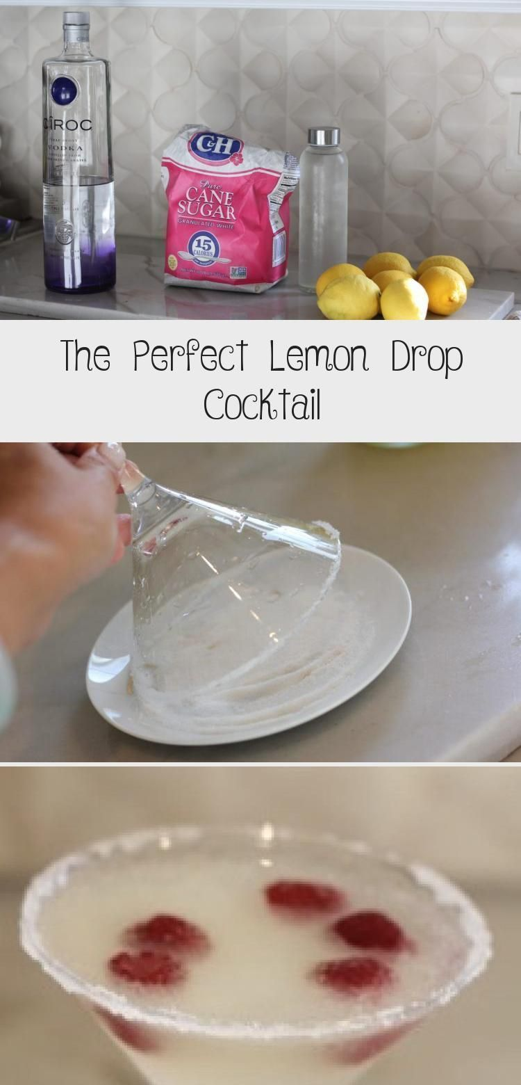 The Perfect Lemon Drop Cocktail Create a summer favorite Lemcocktail