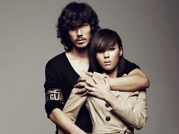 Tiger Jk And Wife Yoon Mirae Yoon Mi Rae Tiger Jk Black Couples