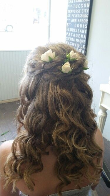 Flower power by to dye for hair design