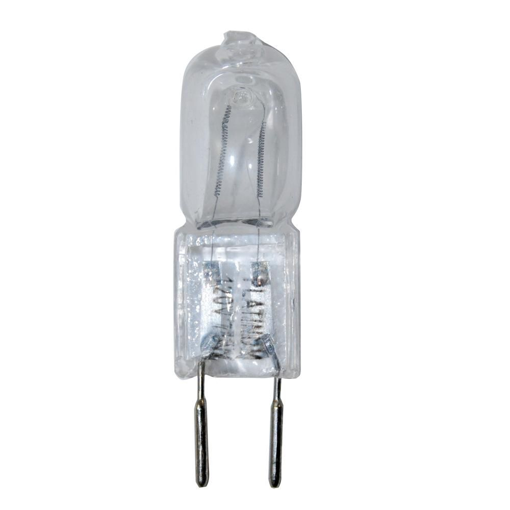 Platinum 75w 120v T4 Gy6 35 Bi Pin Base Clear Halogen Bulb