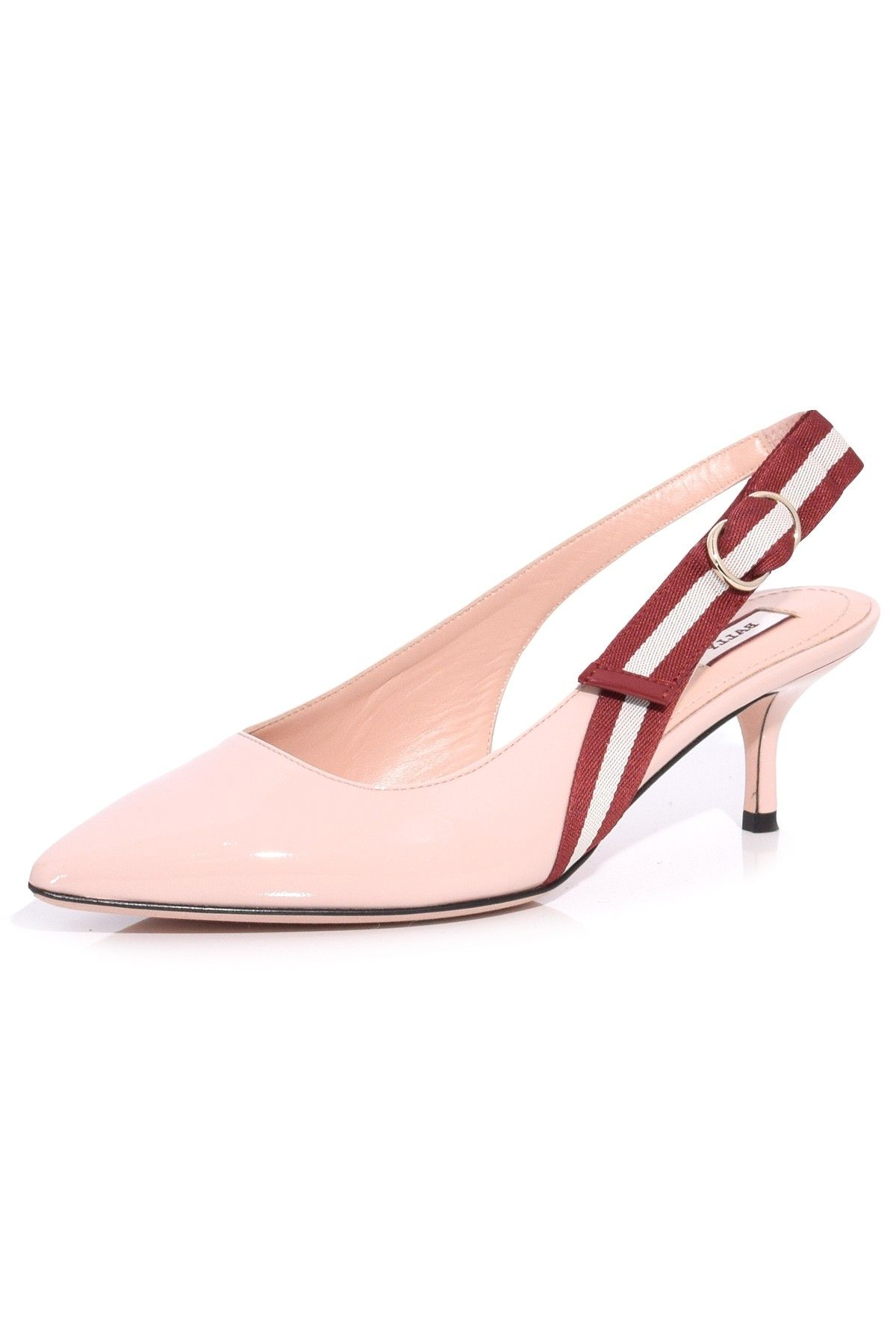 0c3eb7941e6 Alice Slingback Pump in Blush in 2019