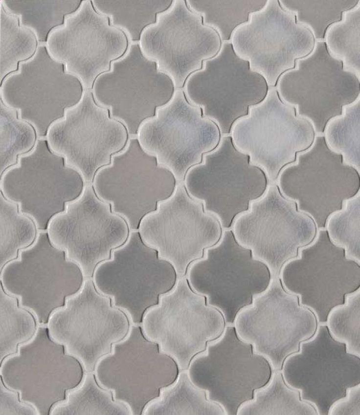 grey arabasque grey arabesque tile backsplash la cuisine