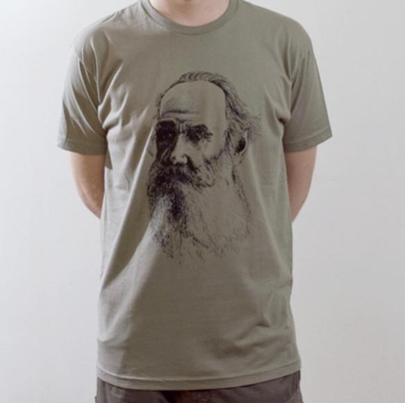 Tolstoy The Crew Tee Uncovet