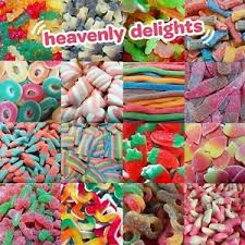 Heavenly Delights 100% Halal Sweets (Pic n Mix) Retro Candy | HMC Certified | eBay