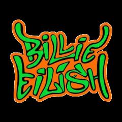 Picsart Photo Studio Billie Billie Eilish Graffiti Logo