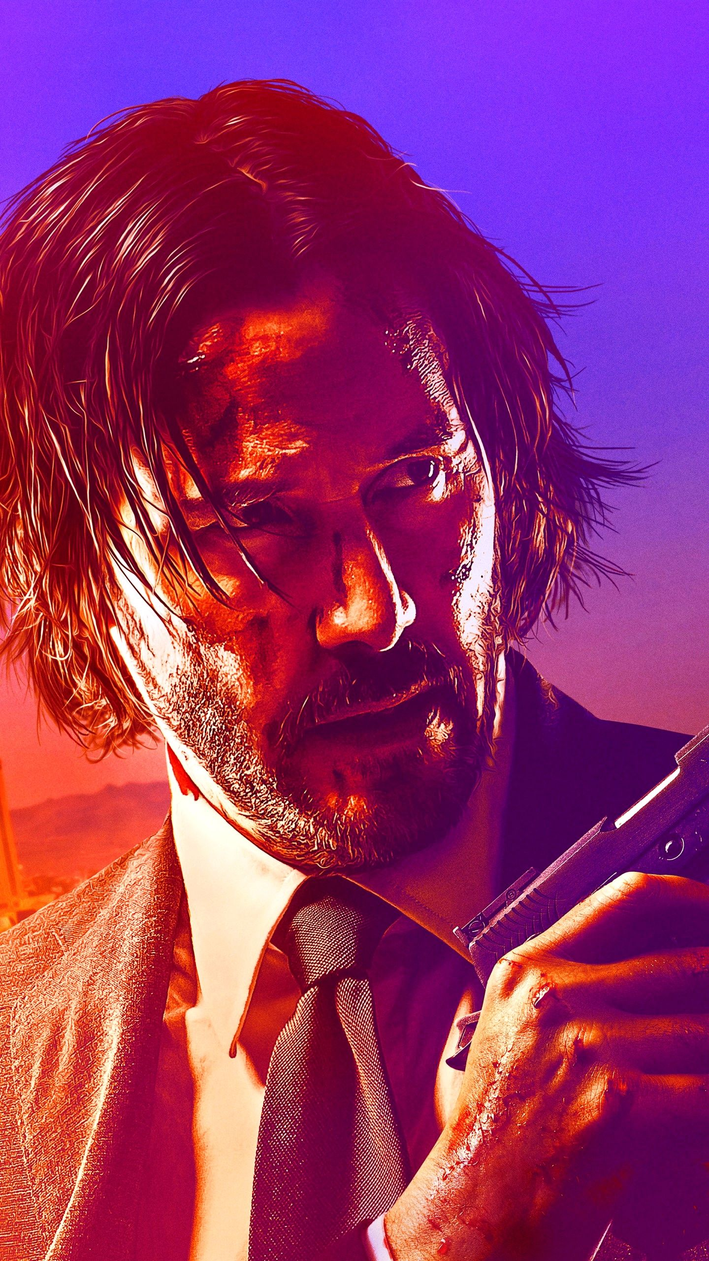 John Wick Wallpaper 4k Mobile Ideas In 2020 John Wick Hd Keanu Reeves John Wick John Wick Movie