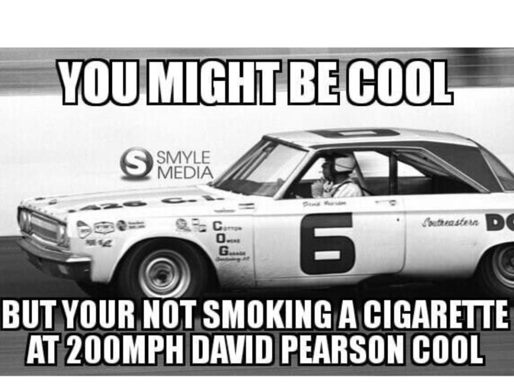 Only David Pearson Nascar Cars Stock Car Racing Nascar Racing