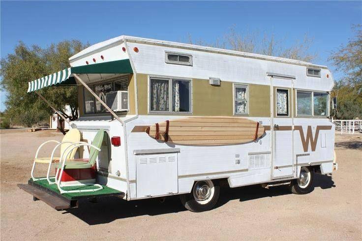 Pin By Svensg On Coolest Campers Rv S Ever Made In 2020 Winnebago Motorhome Vintage Camper Vintage Motorhome